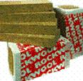 Вата базальтовая Rockwool 90kg/m3 *h50mm