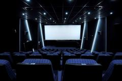 Sound insulation and acoustic finishing in cinema