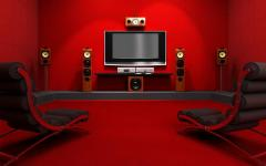 Sound insulation and Acoustics for a house cinema