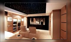 Speaker systems for a house cinema hall