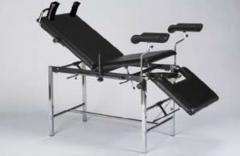 Gynecologic table