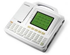 Electrocardiograf cu 6 canale