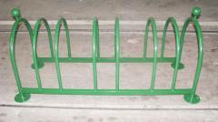 Парковка для велосипедов (3-x местная), тип 2