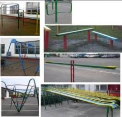 The equipment for playgrounds - BUM