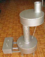 Oven metal
