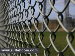 Металлические сетки. Строительная сетка. Металлические заборы. Gard metalic.
