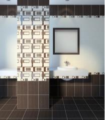 Керамическая плитка для ванной комнаты Colectia