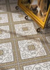 Плитка мозаика напольная коллекция Византия