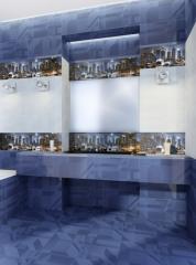 Плитка коллекция формата 3-D City