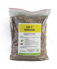 Organic chemistry the dry fermented Bokasha's