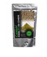 Протеиновый порошок из семян конопли органически сертифицирован