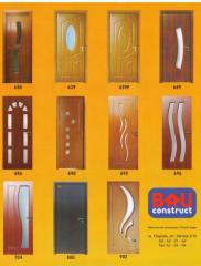 Двери Colectia de usi ROMÂNIA