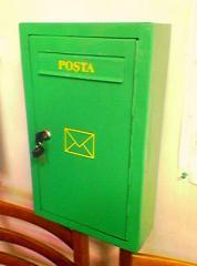 Individual mailbox