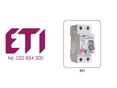 DIFFERENTIAL ETI EFI RELAYS