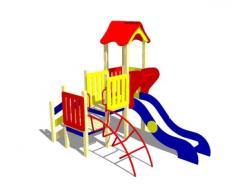 Children's playground of IK-5.01 pass