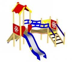 Children's game IK-5.15 complex
