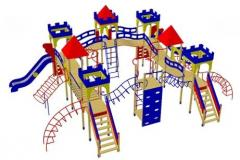 Children's playground of IK-6.53