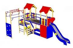 Children's game IK-6.18 complex