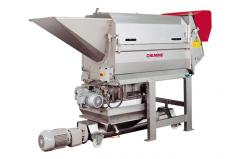 The modern hi-tech equipment from DIEMME SpA. The
