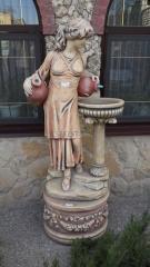 Figurine, statui din beton, articole decorative