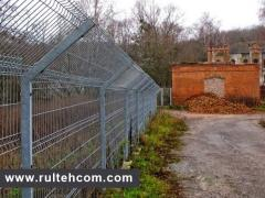 Garduri, gard metalic in Moldova. Fences metal.