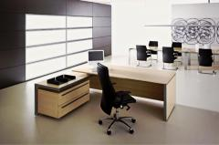 Furniture for offices of heads