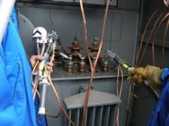 Laboratories of high-voltage tests