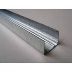 Directing for gypsum cardboard (UD) 28/27 (item m)