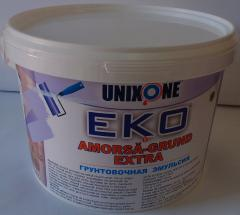 Priming emulsion of EXTRA
