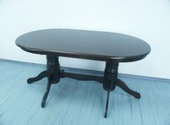 Table oval HV-24
