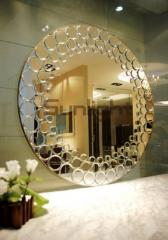 Mirrors are oval