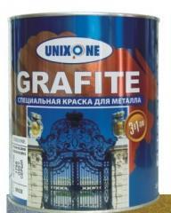 Эмаль антикорозийная,  текстурная  GRAFITE