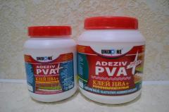 Клей ПВА плюс поливинилацетатный(D-3)