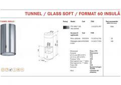 Вытяжка Tunnel / Glass Soft / формат 60 Oстров