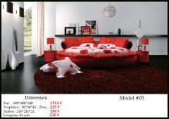 Современная спальня #03