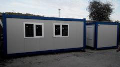 Containere modulare.