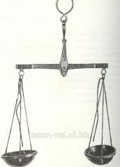 Весы равноплечие ручные ВР-1ВР-5, ВР-20,...