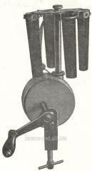 Центрифуга ручная на четыре пробирки Сentrifuga