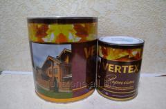 Varnish heat-resistant to + 300 °C of VERTEX
