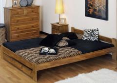 Кровати модель НИВА 90х200