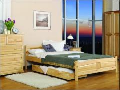Кровати модель Джулия 180х200