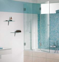 Oar shower cabins