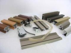 Мебельная фурнитура для шкафов-купе