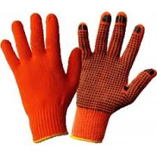 Перчатки вязанные  Manusi de Bumbac Impl.