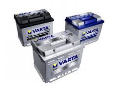Аккумуляторные батареи VARTA