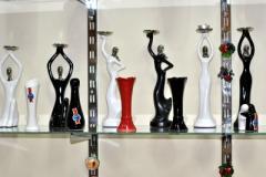 Изделия из стекла, керамики, фарфора и фаянса