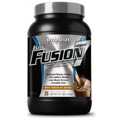 Протеин комплексный ELITE FUSION 1320 грамм