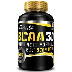 Аминокислоты BCAA NANO 3D 90 капсул