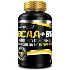 Аминокислоты BCAA+B6 200 таблеток