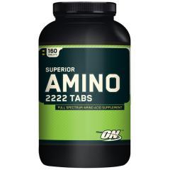 Аминокислоты SUPERIOR AMINO 2222 160 таблеток